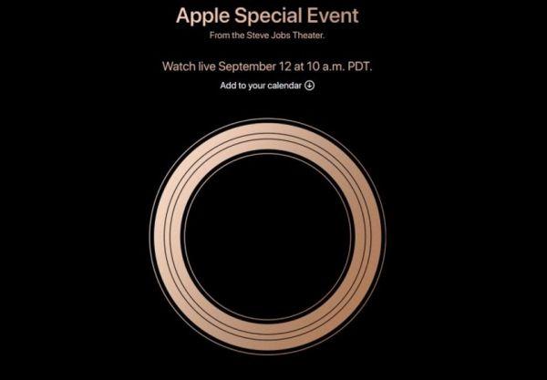 be68b3cd185c5 Связь Телеком | Новости | Apple раскрыла дату анонса новых iPhone