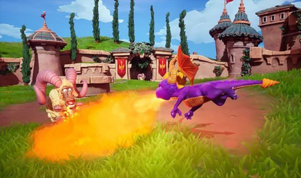 Spyro Reignited Trilogy для Nintendo Switch