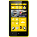 Nokia Lumia 820 LTE Yellow